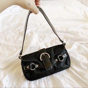 Vintage Shoulder Baguette Bag
